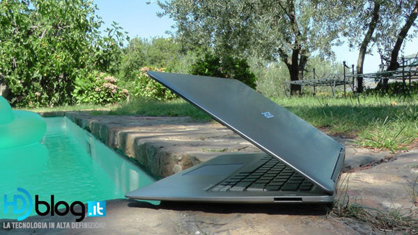 Design dell'ultrabook Acer