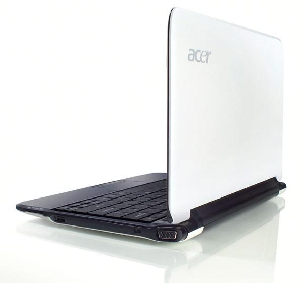 Acer Aspire One 751 retro