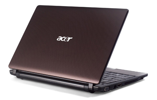 Acer Aspire One 753 Coffee