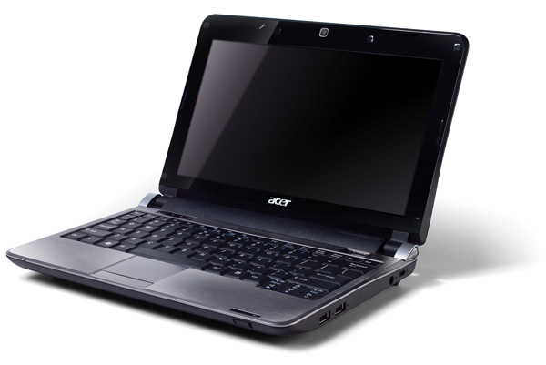 Acer Aspire One 10 pollici nero
