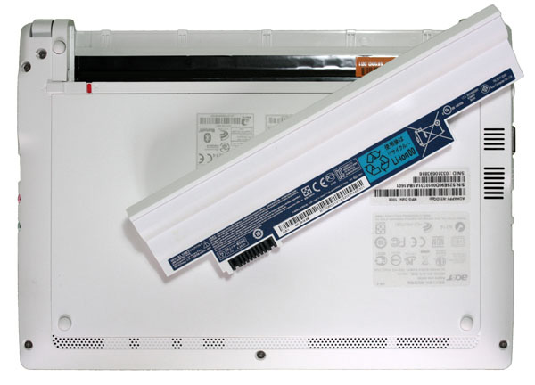 Batteria del netbook AAO Happy D255
