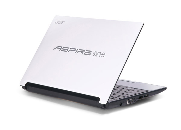 Acer Aspire One D255 bianco