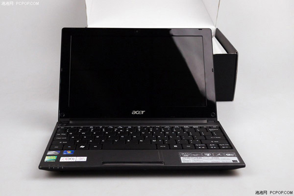 Acer Aspire One D260, fronte