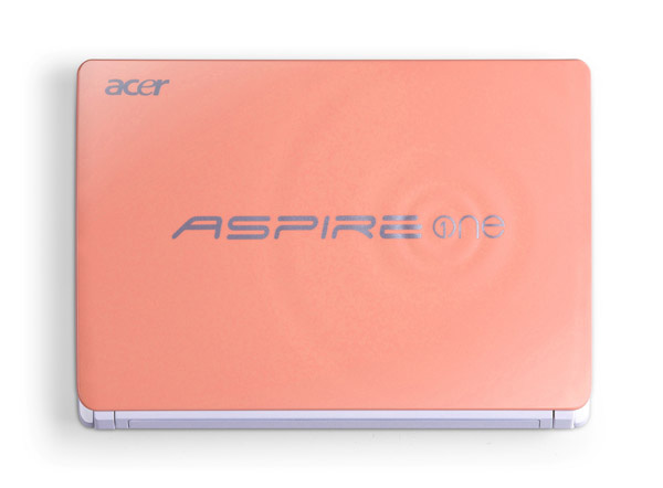 Acer Aspire One Happy 2 pesca