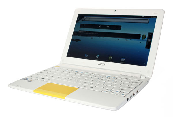 Acer Aspire One Happy 2 con Android