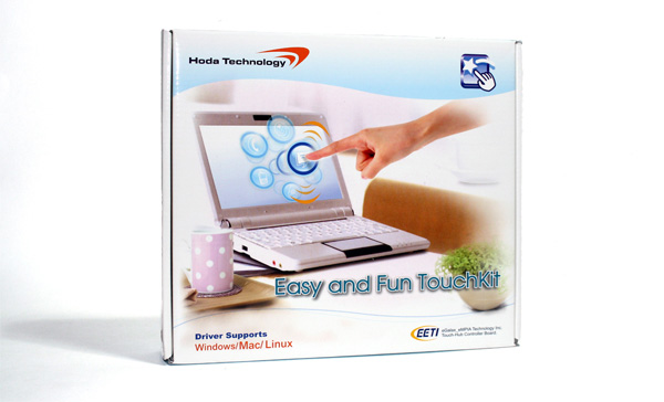 Kit touchscreen per Acer One
