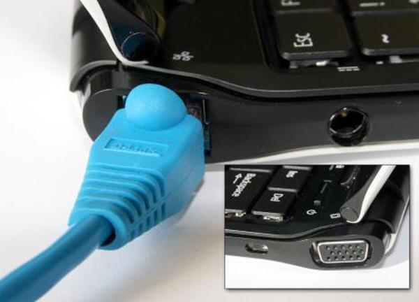 Acer Aspire One 751 interfaccia