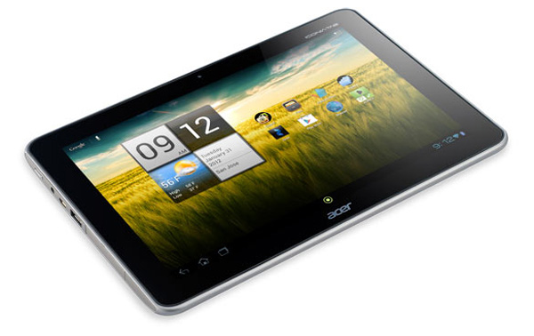Acer Iconia Tab A210 ufficiale