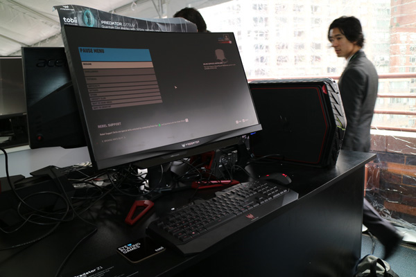 Acer Predator X27 E Z271UV Monitor Con Quantum Dot E