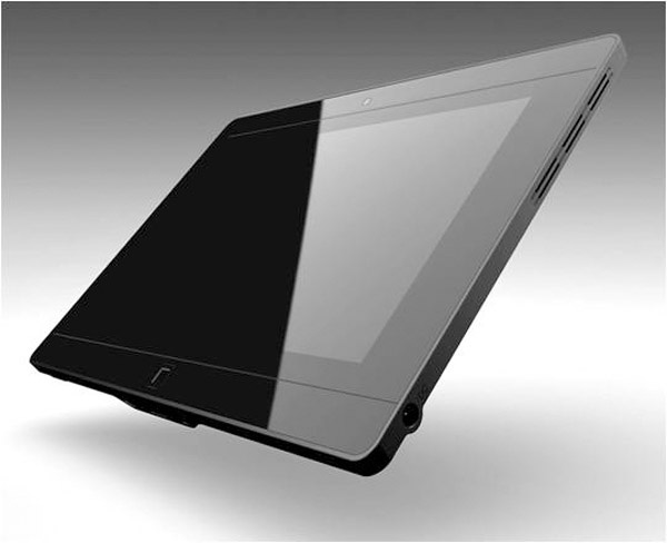 Tablet Acer con Windows 7