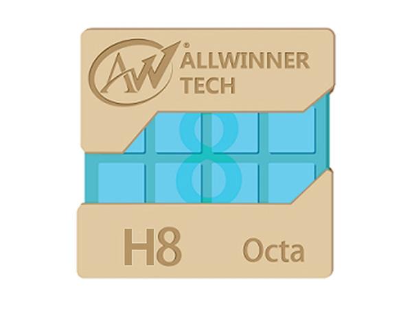 Allwinner H8, octa-core per console da gioco e Mini PC
