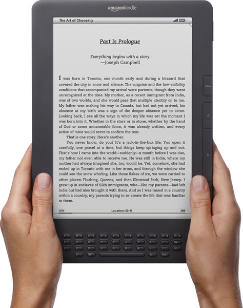 4d05c5e9f16806 Amazon: più ebook per Kindle che libri cartacei - Notebook Italia