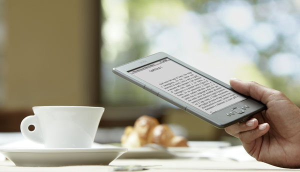 Amazon Kindle: boom di vendite per l'ebook reader a 99 euro