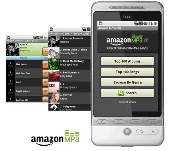 Amazon App Android