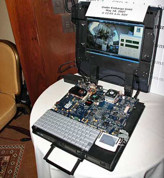 AMD Puma prototipo