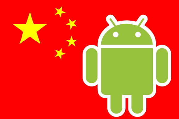 Android in Cina