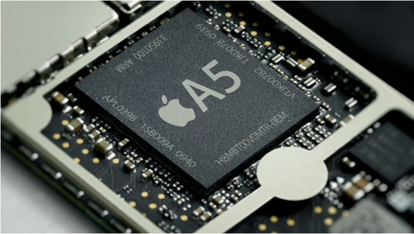 Processore Apple A5 dei prossimi iPhone
