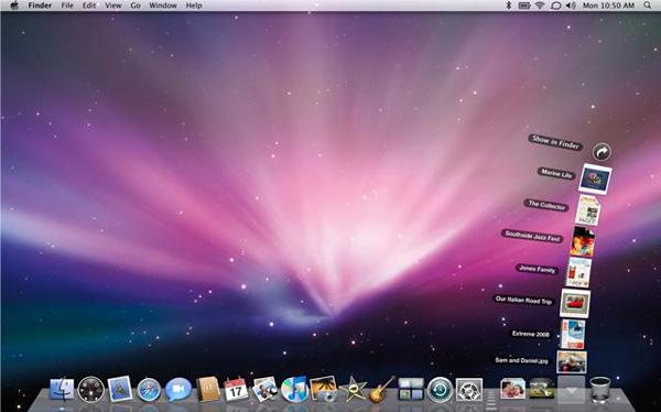 Mac OS X 10.5.5