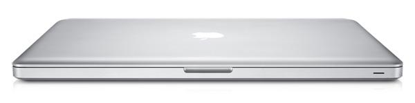 MacBook 17 Unibody chiuso