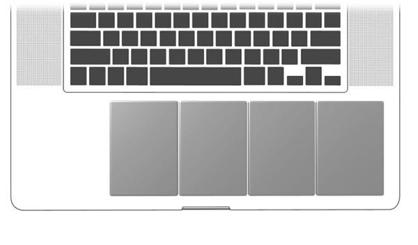 Apple MacBook Pro 17 batteria