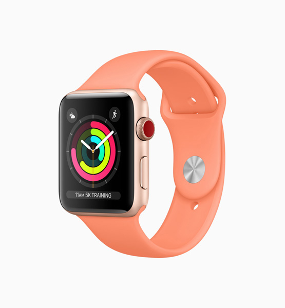 Apple Watch pesca
