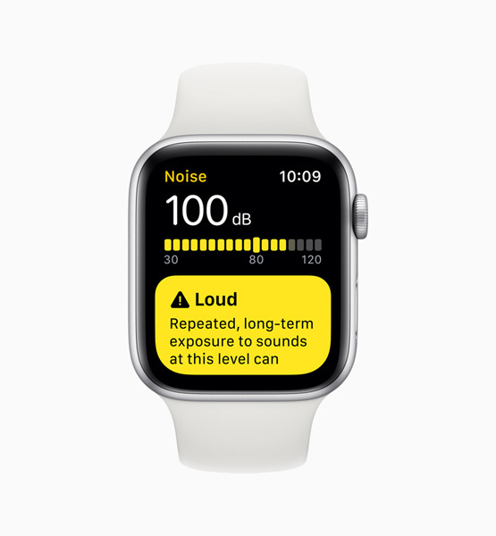 Apple WatchOS 6 Noise