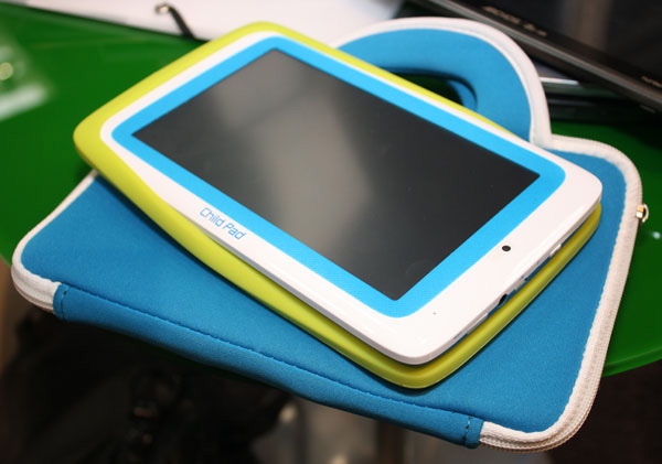 Archos Arnova Child Pad accessori