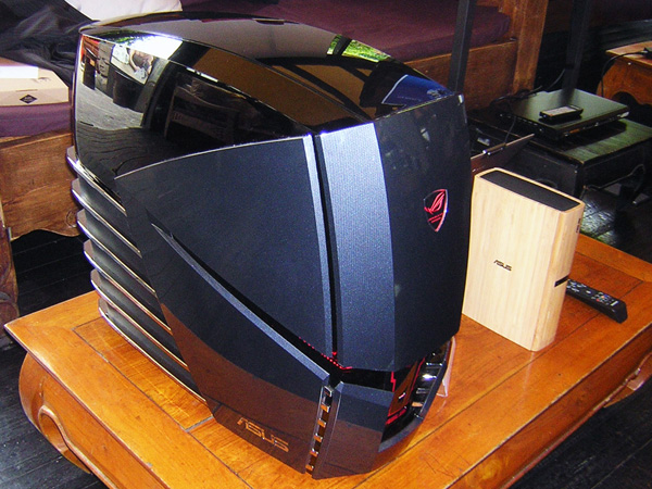Asus Pro-Gamer desktop