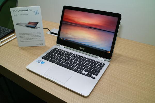 ASUS Chromebook Flip C302: il nostro primo contatto