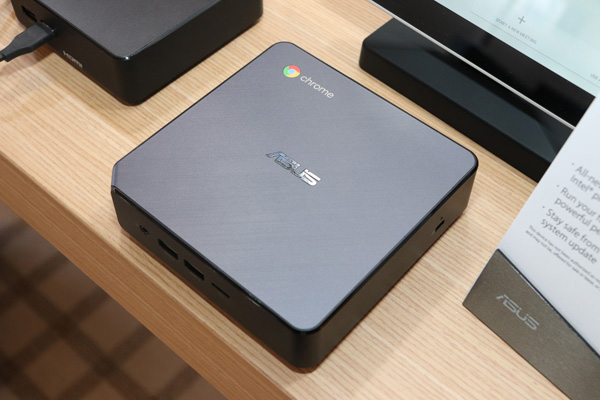 ASUS Chromebox 3 (CN65)
