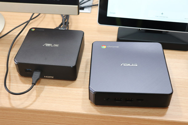 ASUS Chromebox 3 (CN65) vs Chromebox 2