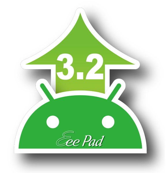 Asus Eee Pad Transformer: aggiornamento ad Android 3.2