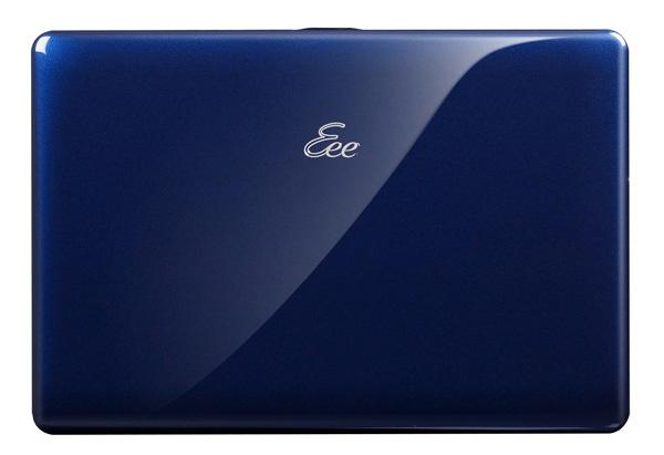 Asus Eee PC 1008HA blu