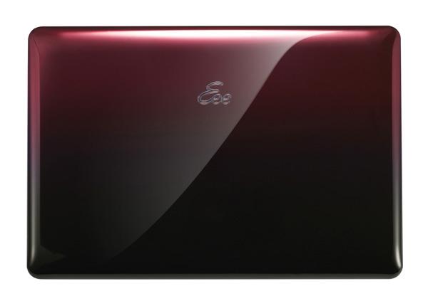 Asus Eee PC 1008HA Ruby Red