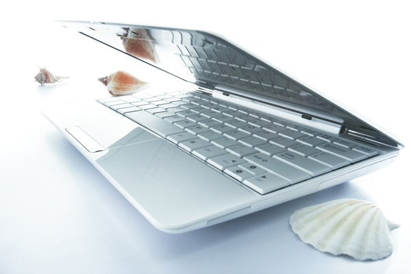 EeePC seashell, design a conchiglia