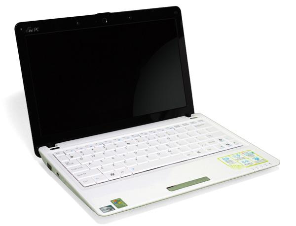 Eee PC 1101ha profilo