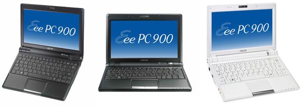 Asus Eee PC 900 gruppo