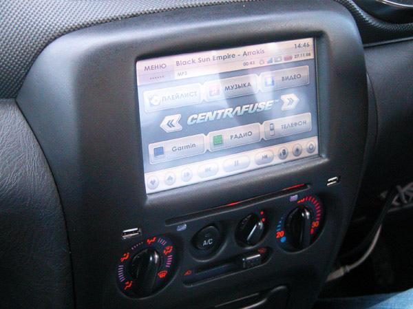Asus EeePC 701 in auto
