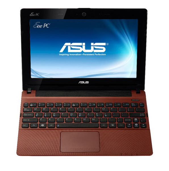 Asus Eee PC X101 rosso