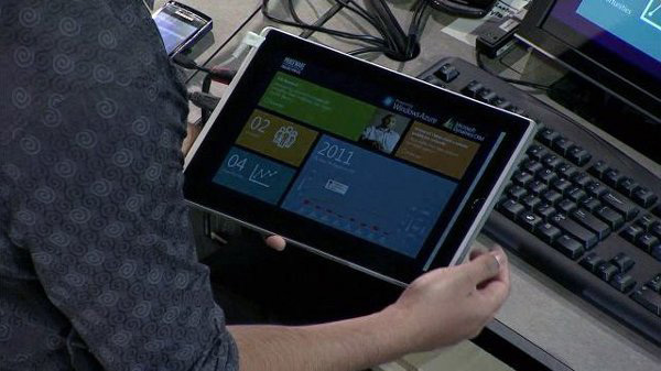 Asus Eee Slate EP121 con Windows 8