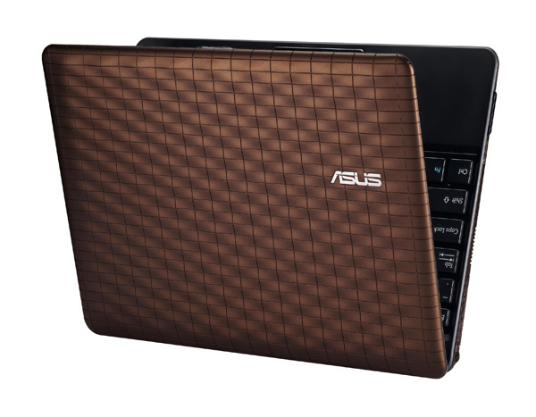 Asus Eee PC 1008P-KR coffee brown
