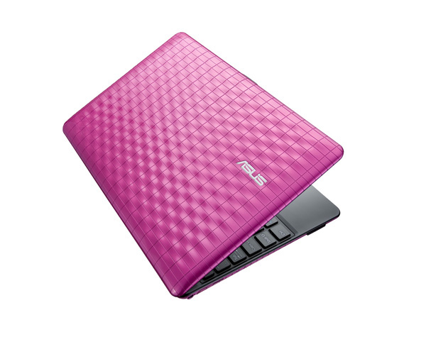 Asus Eee PC 1008P-KR hot pink