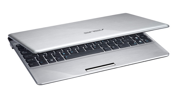 Asus Eee PC 1201ha total white