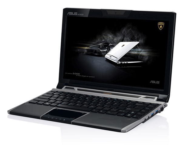 Asus Eee PC VX6 Lamborghini: netbook o notebook?