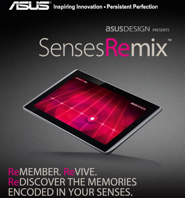 Asus Senses Remix
