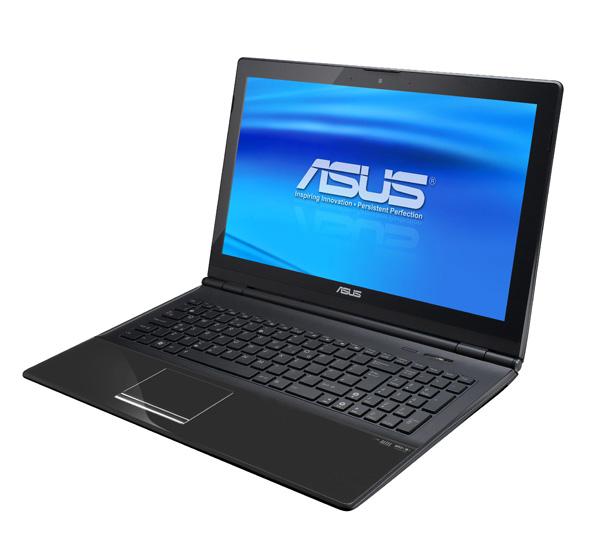 Asus UX50 aperto