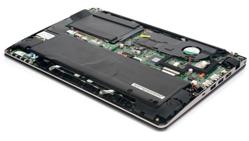 Design interno dell'Asus Vivobook S200£