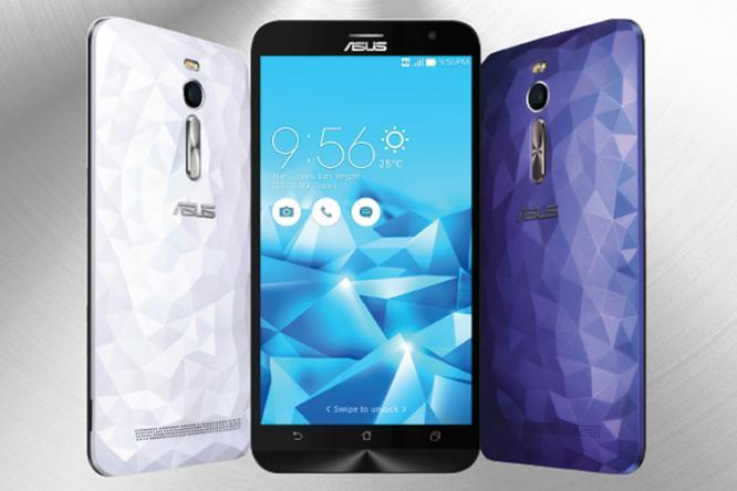 ASUS Zenfone 2 Deluxe E Laser Ufficiali In India