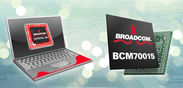 Broadcom Crystal HD