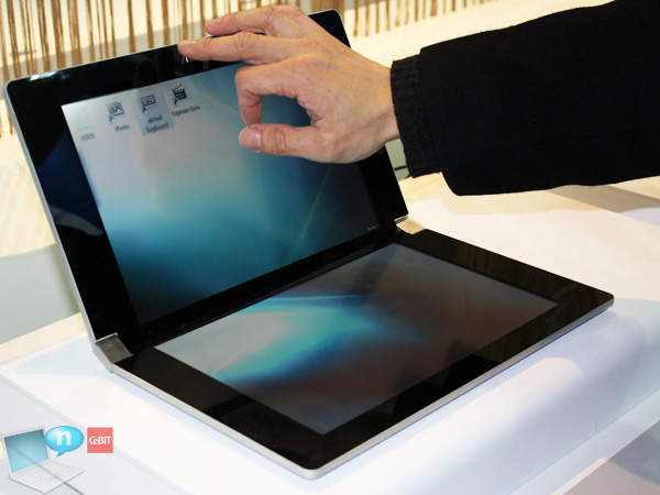 Asus Dual Touch